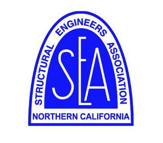 Professional Association Structural Engineers Association of Northern California (SEAONC) logo