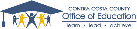 School District Contra Costa County Office of Education logo