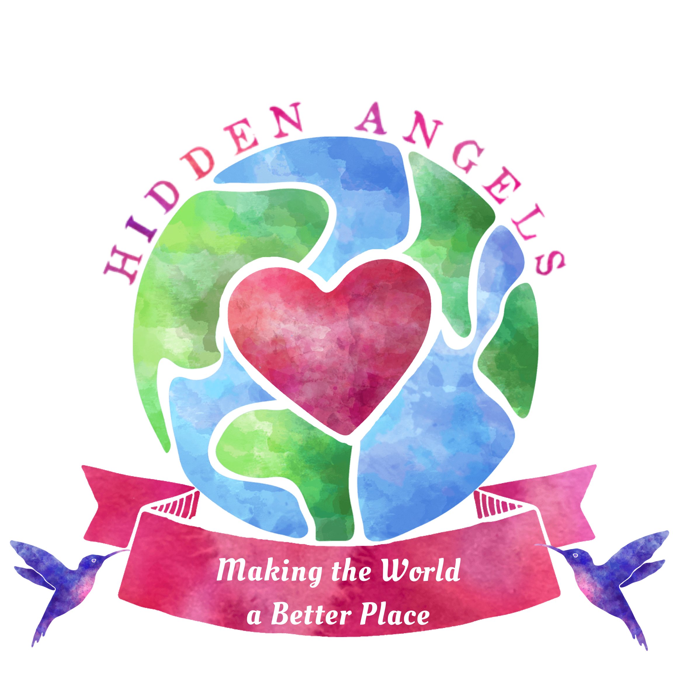 Nonprofit Organization Hidden Angels, Inc. logo