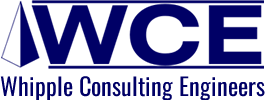 Civil Engineer Whipple Consulting Engineers logo
